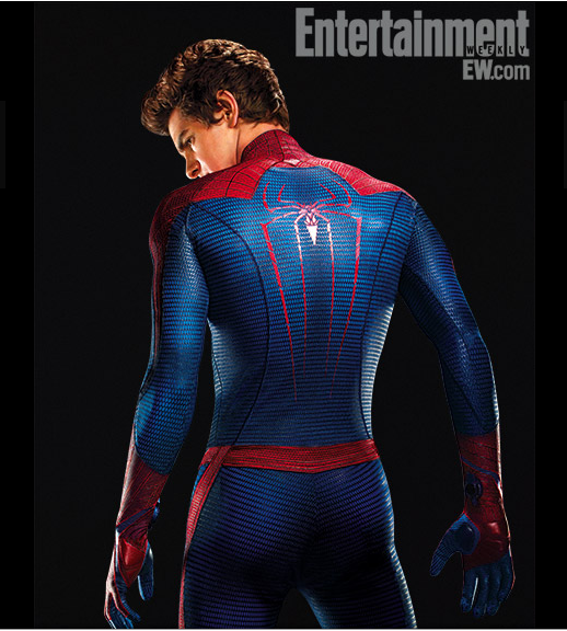 película amazing spiderman disfraz trailer