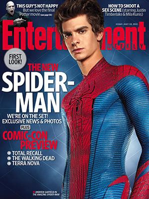 entretenimiento amazing spiderman