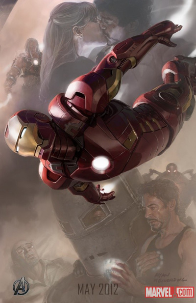 Entretenimiento Iron Man - Avengers - robert downey jr