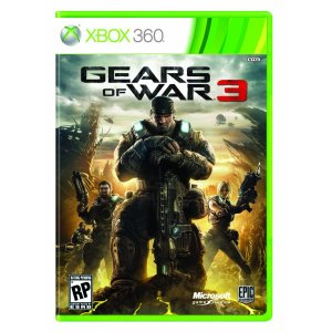 gears of war 3, entretenimiento, microsoft, xbox 360