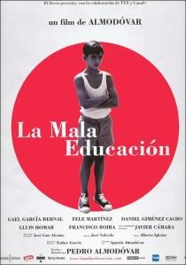 la mala educacion, cine español, zahara, gabriel garcia bernal, travesti