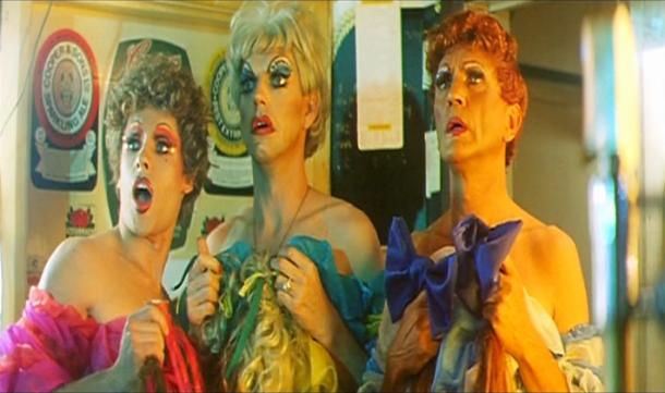 cine australiano, entretenimiento, travestis