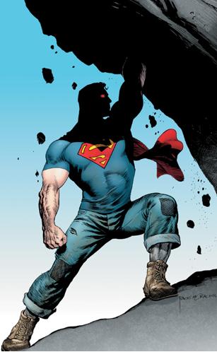 entretenimiento, superman, comics, 2011