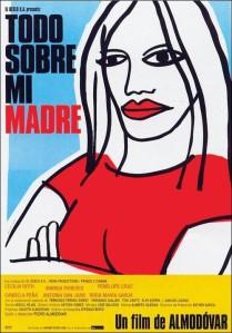 entretenimiento, cine español, películas en barcelona, todo sobre mi madre, travestis, cine, peliculas