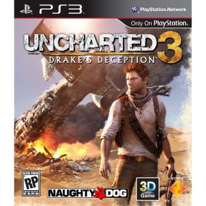 uncharted 3: la decepción de drake playstation 3, ps3, sony entretenimiento