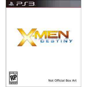 entretenimiento, x-men destiny, playstation 3, ps3, sony