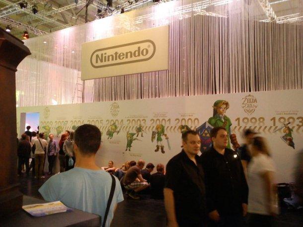 entretenimiento, video juegos, Zelda, GamesCom 2011