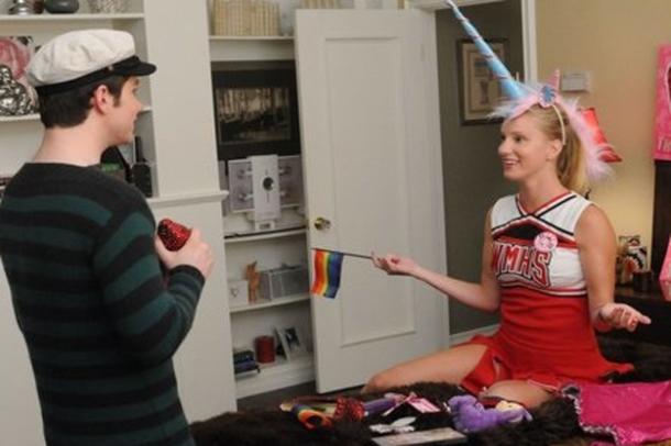 segundo episodio tercera temporada glee