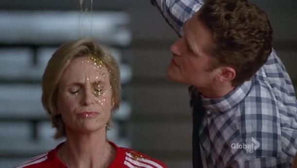 Primer episodio tercera temporada Glee