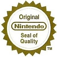 nintendo seal of quality