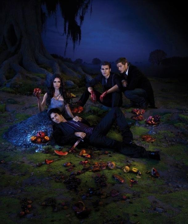 The Vampire Diaries Crónicas Vampíricas tercera temporada