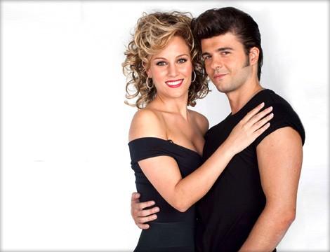 musical grease barcelona Edurne Sandy y Jordi Coll Danny