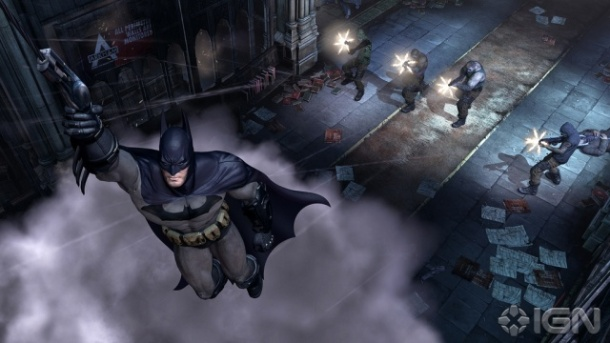 Batman arkham city juguetes