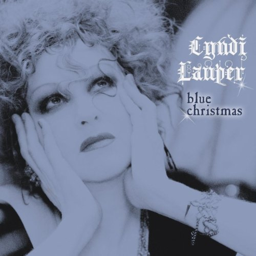 cyndi lauperblue christmas
