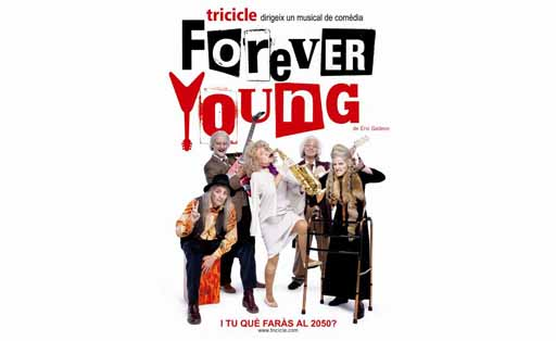 forever young teatre poliorama barcelona