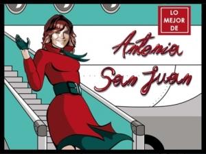 Lo Mejor de Antonia San Juan Barcelona Diciembre 2011