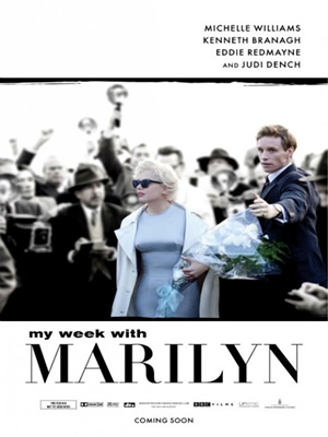 mi semana con marilyn michelle williams españa