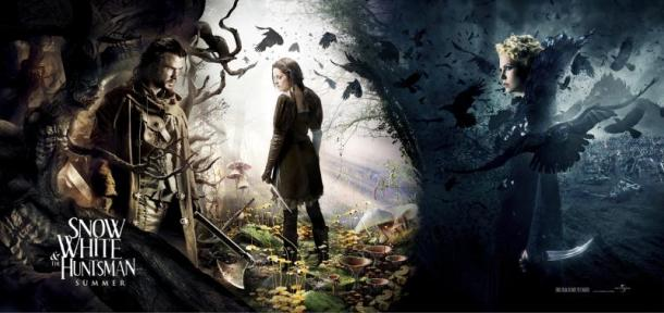 Snow White and the Huntsman Blanca Nieves y el Cazador