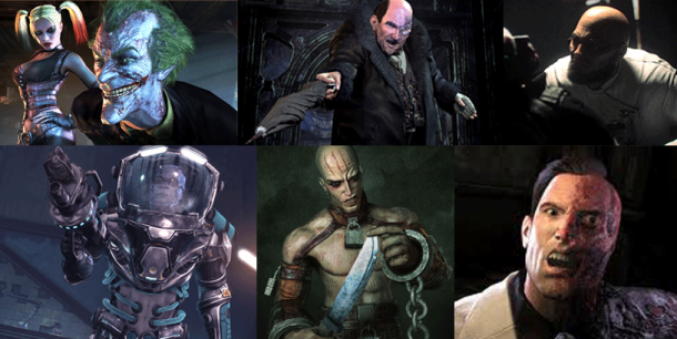 villanos batman arkham city