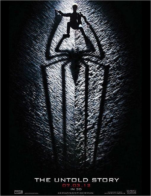 Poster Spiderman película 2012
