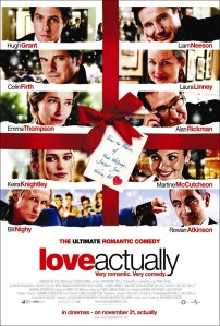 Love Actually películas navidad