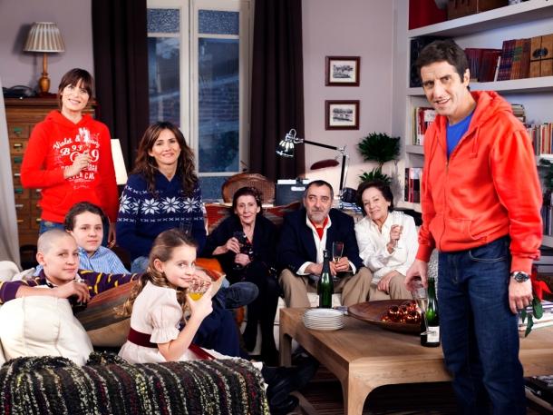 cine español película navidad Maktub