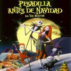 película halloween navidad pesadilla antes de la navidad