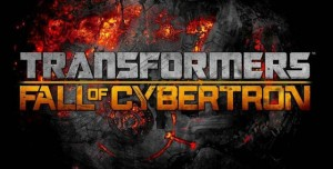 video juegos transformers fall of cybertron vga trailer