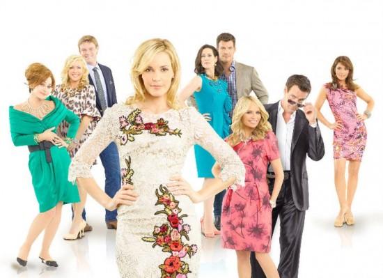 nuevas series televisión primavera 2012
