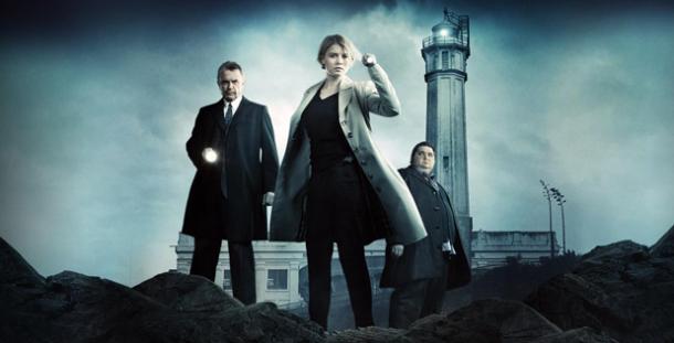alcatraz nueva serie televisión