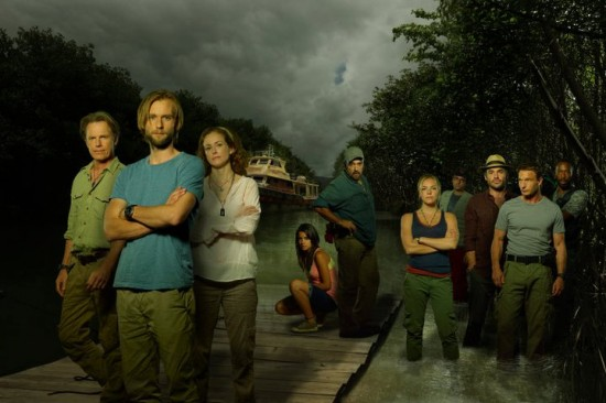The River (El Rio) serie de televisión horror ABC