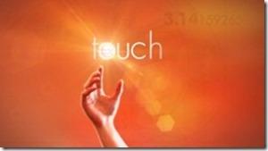 touch nueva serie televisión FOX 2012
