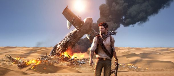 Uncharetd 3 Traición de Drake Naughty Dog
