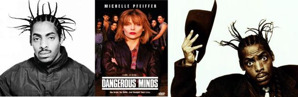 gangsters paradise coolio banda sonora mente peligrosas
