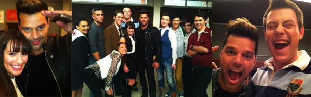 ricky martin episodio glee sexy and I know it