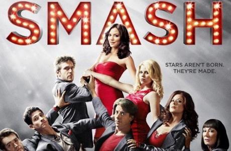 Smash cartel promocional nueva serie televisión