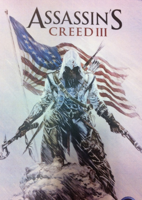assassins creed III revolución americana