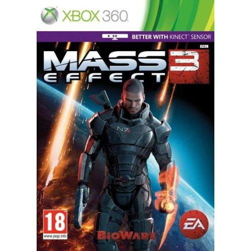 mass effect 3 xbox 360