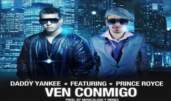 daddy yankee música latina reggetón prince roye