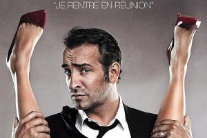 jean dujardin los infieles cine francés