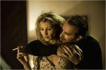 Jean dujardin y su esposa alexandra lamy los infieles
