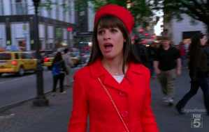 glee rachel berry new york