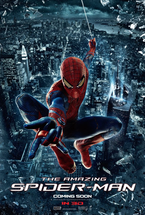 amazing spiderman 2012 españa